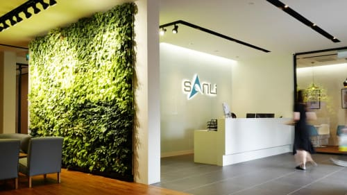 Interior Design by TRAARTGROUP seen at Tuas, Singapore - Sanli Office Singapore