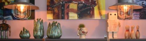 Sophie Giet - Yawa ceramics - Sculptures and Art