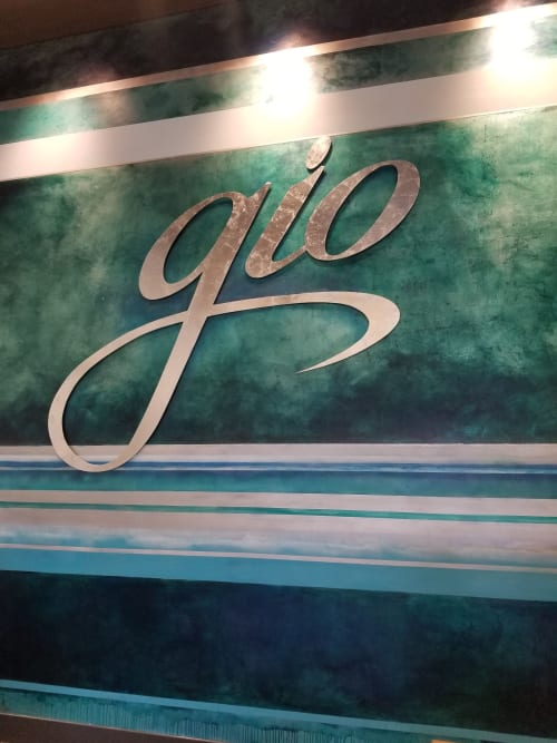 Murals by Art Consulting Services seen at GIO, Sacramento - Gio Leasing Office Mural