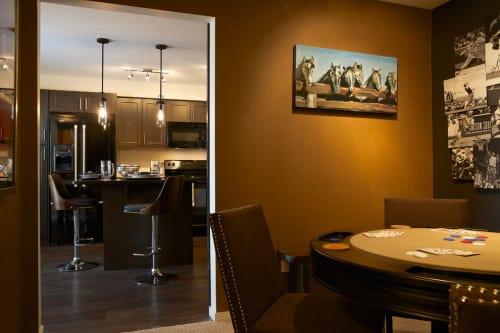 Copperfield Park III, Hotels, Interior Design