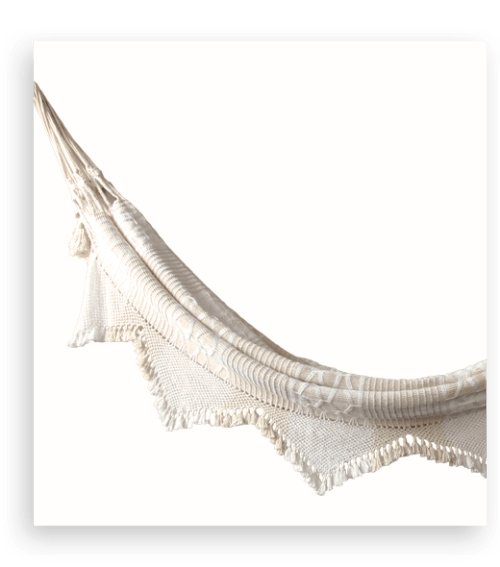 Furniture by l'aviva home seen at Private Residence - Bolivian Hammocks