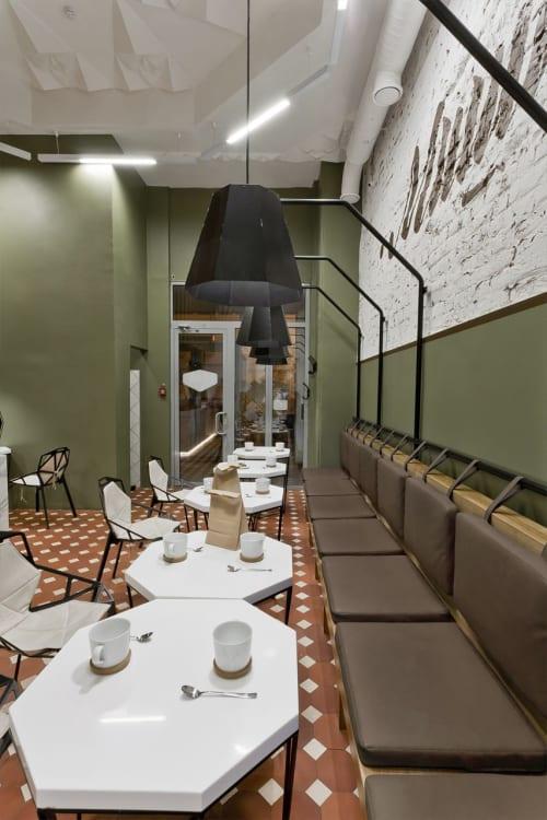 Interior Design by FD Studio seen at Mishka, Nizhnij Novgorod - Mishka