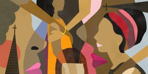 Ashley Seil Smith - Paintings and Art