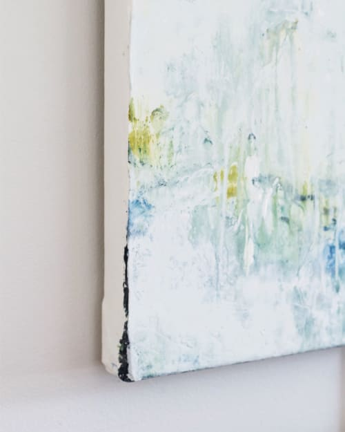 Paintings by Emily Tingey seen at Private Residence, Ann Arbor - Untitled No. 21