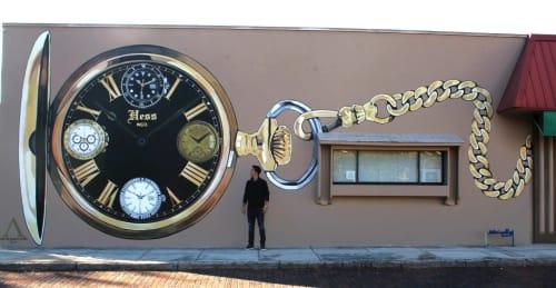 Aaron James Tullo - Street Murals and Public Art