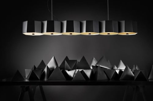 Pendants by SEED Design USA - ZHE Pendant 6
