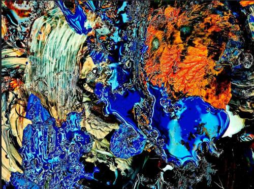 Jill Greenberg - Paintings and Art