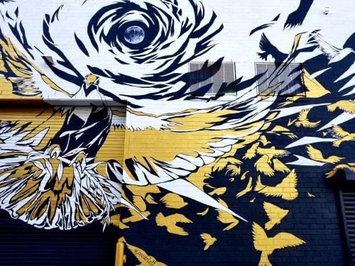 Oscar Lett - Art and Street Murals