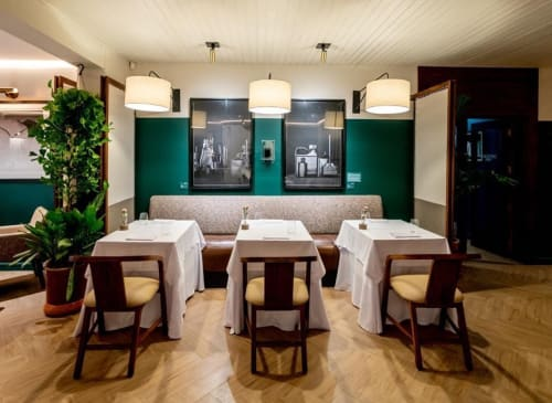 Chairs by Labrica seen at Sublime Restaurante, Guatemala - Custom Baston Chair