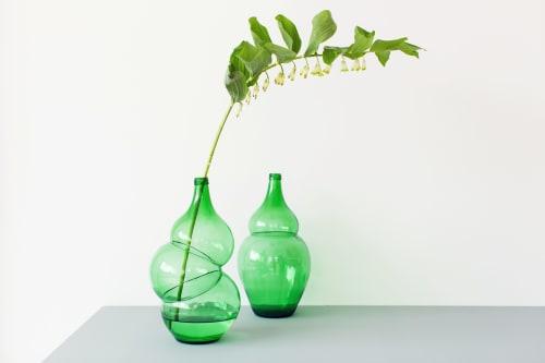 Interior Design by Klaas Kuiken seen at Private Residence, Arnhem - Bottles collection