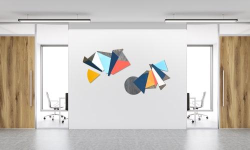 Art & Wall Decor by Scott Troxel Art seen at The Niko East Village, New York - Floor 7