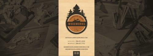 Bainbridge Island Woodworks - Furniture and Signage
