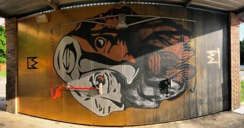 JOEKINGATL - Street Murals and Murals