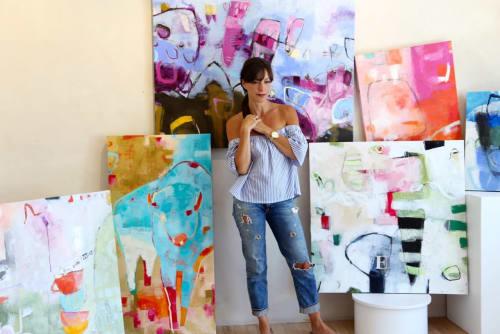 Vikki Drummond - Interior Design and Paintings