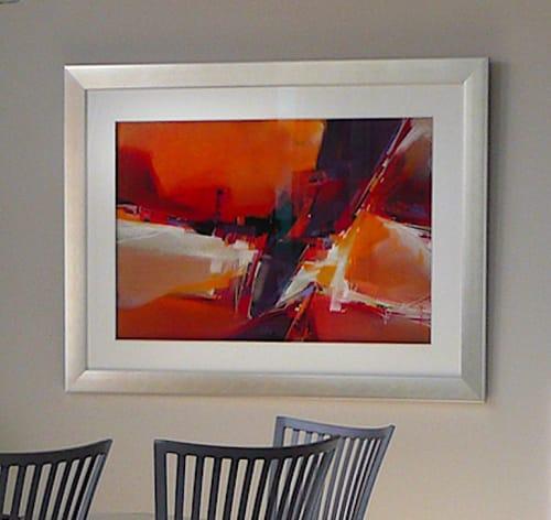 Firestorm | Paintings by Michael Mckee