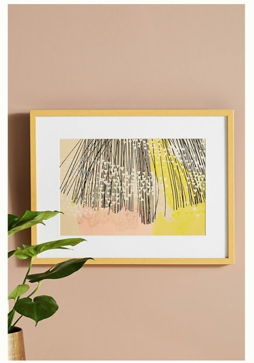Art Curation by Misato Suzuki seen at Anthropologie & Co., Walnut Creek - Aurora Print