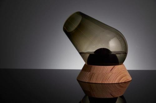 Vases & Vessels by ILANEL Design Studio seen at Creator's Studio, St Kilda - Cannon Vase - Limited Edition of 8