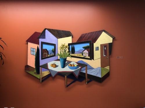Kelly Detweiler - Paintings and Murals