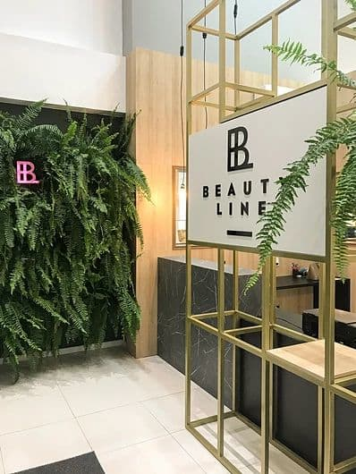 Interior Design by Benvenutti*Pivetta Arquitetura seen at Beauty Line, Jardim Europa - Beauty Line