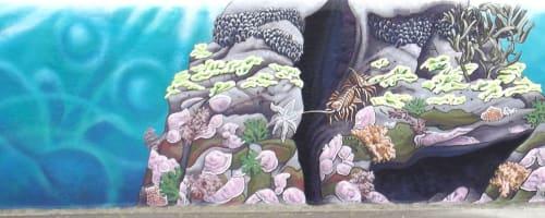 Ellen Coup - Street Murals and Murals