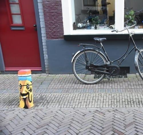 Street Murals by Munir de vries seen at Utrecht, Utrecht - Don't forget the corners