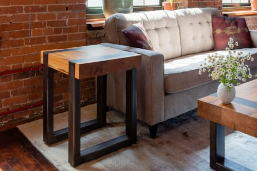 Tables by Christian Thomas Designs seen at Private Residence, Providence, Providence - THE CECILE ACCENT TABLE
