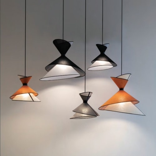 Jette Scheib - Pendants and Lighting