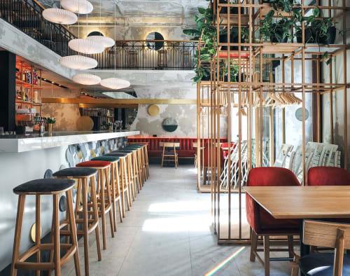 Interior Design by DA bureau seen at Made In China, Sankt-Peterburg - Made In China