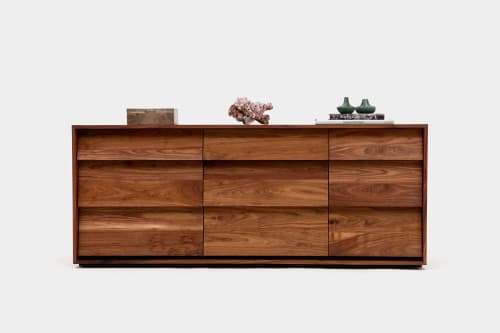Furniture by ARTLESS seen at Private Residence, Los Angeles - Oliver Large Dresser