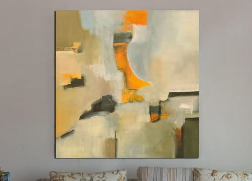 Paintings by Cecilia Arrospide at Private Residence, Miraflores, Comas, Comas - UNTITLED