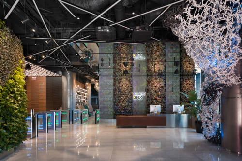Interior Design by Sergey Makhno Architects seen at UNIT.Сity, Kyiv - Academy DTEK