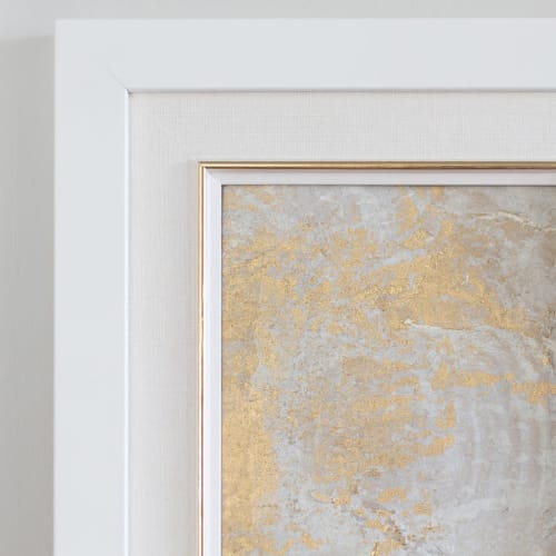 Oro No. 5 - Original | Paintings by Julia Contacessi Fine Art