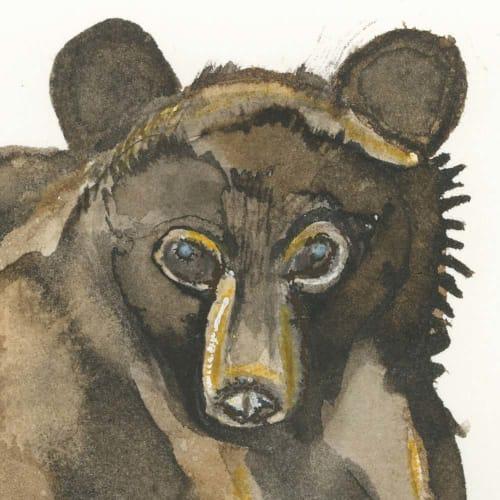 Paintings by ISA CATTO STUDIO - Ursa Minor