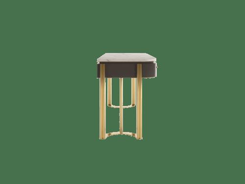 Poirot Console | Interior Design by ALGA by Paulo Antunes