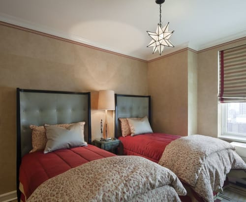 Interior Design by Bankston May Associates seen at Private Residence, Hudson - Interior Design