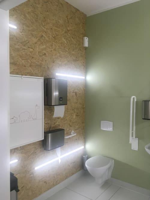 Interior Design by DL Projectus seen at RESTAURACJA FAMILIA, Ustka - Interior Design