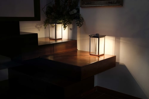 Lamps by Estro Srl seen at Private Residence, Moscow - Cube