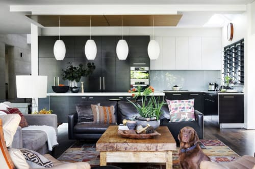 Interior Design by Neil Cownie Architect seen at Private Residence, Swanbourne - Family Home – Swanbourne