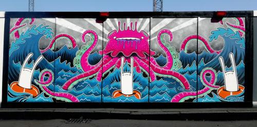 Choots - Murals and Street Murals