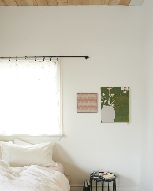 Art Curation by Laura Gross seen at Private Residence, Pittsburgh - Interior Styling Project by Studio Lithe