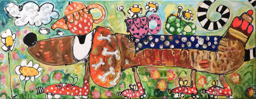 Esther Ziher-Ginczinger (e-ster-art) - Paintings and Art