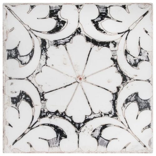 Tiles by StoneImpressions seen at Private Residence, San Marcos - Oasis Pattern