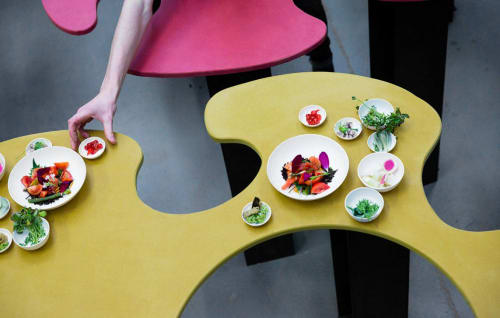 Tableware by Mieke Cuppen seen at Sectie Claire, Eindhoven - Bagastro