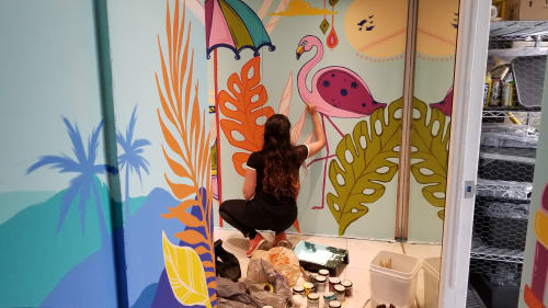 Jasmin Pannu - Murals and Art