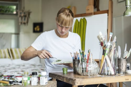 Marianne Hendriks - Paintings and Art