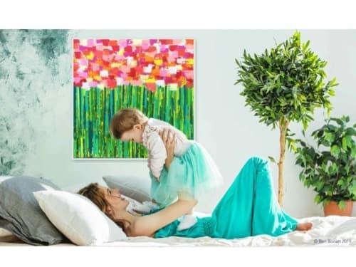 Paintings by Ben Bonart seen at Ben Bonart Art & Design LLC, Nyack - Spring Fever