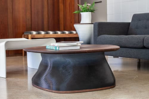 Tables by Model No. Furniture seen at Private Residence, San Mateo - 116 Coffee Table: Stout