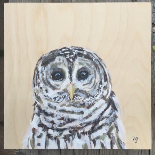 Paintings by Alli van Gruen Art seen at Toronto, Toronto - Olive