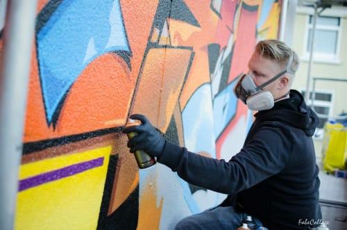Dater127 Graffiti Art - Murals and Art