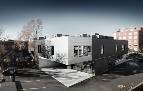 Jean Verville Architecte - Interior Design and Renovation